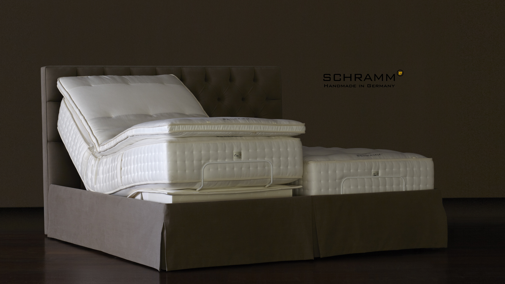 schramm boxspring elegant duchesse double beds schramm with schramm boxspring interesting. Black Bedroom Furniture Sets. Home Design Ideas