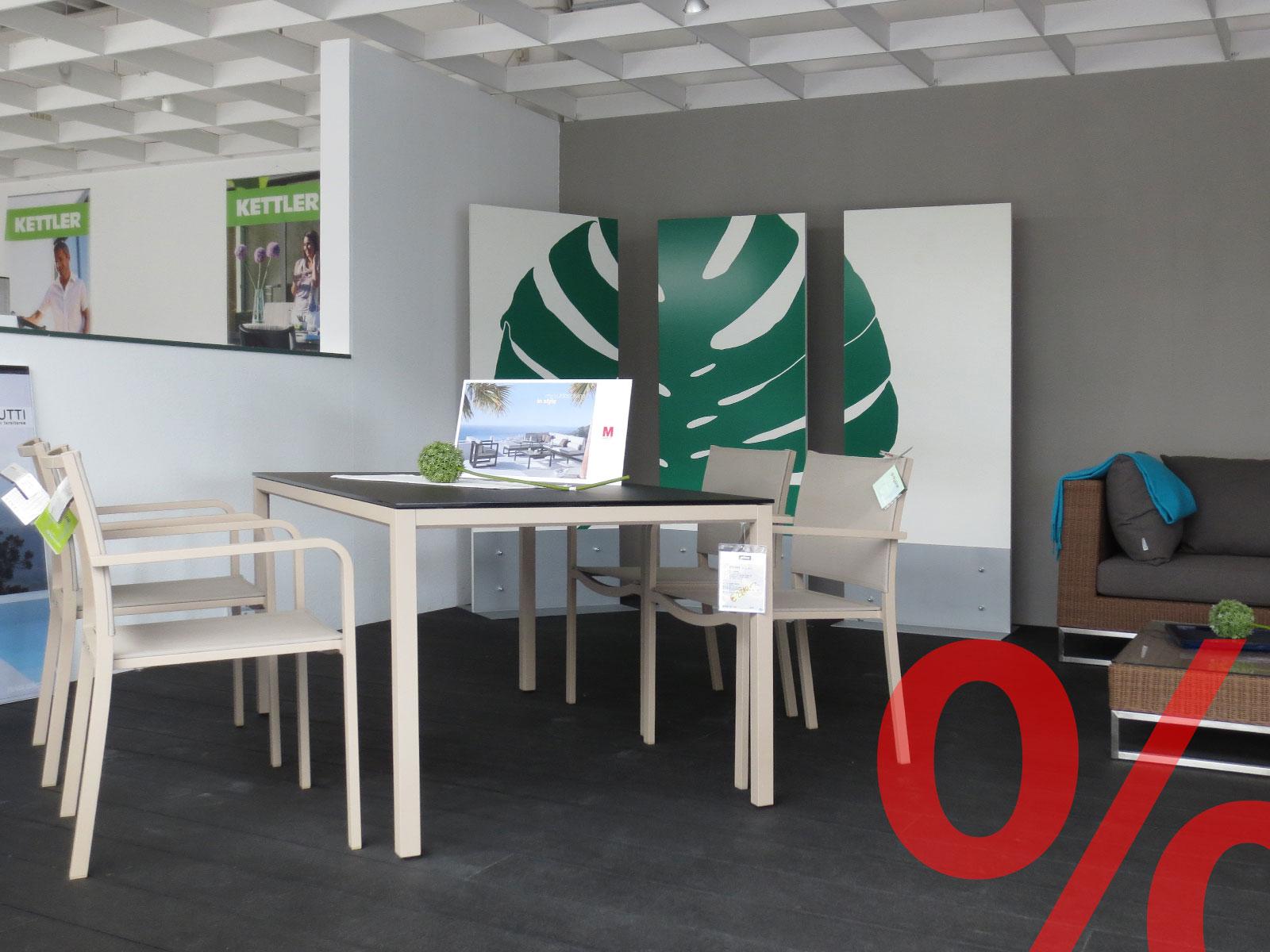 Sonderverkauf Stuhlgruppe Quarto - Gelegenheiten