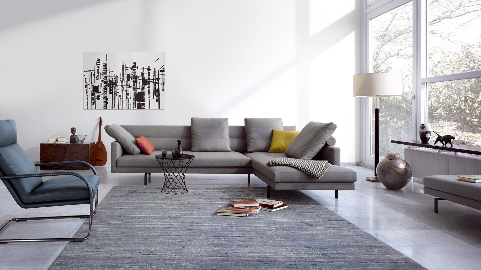 Walter Knoll – Sofas, Sessel, Stühle und Tische bei prinz wohnen