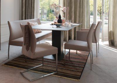Stühle Cric, Crac, Luck und Tisch Shelter von Bert Plantagie