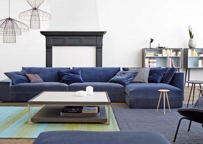 Sofa Exclusif von Ligne Roset