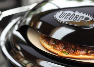 Weber Set Master Touch für Pizzas