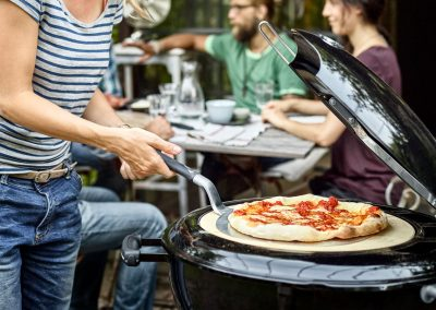 Weber Set Master Touch Pizza