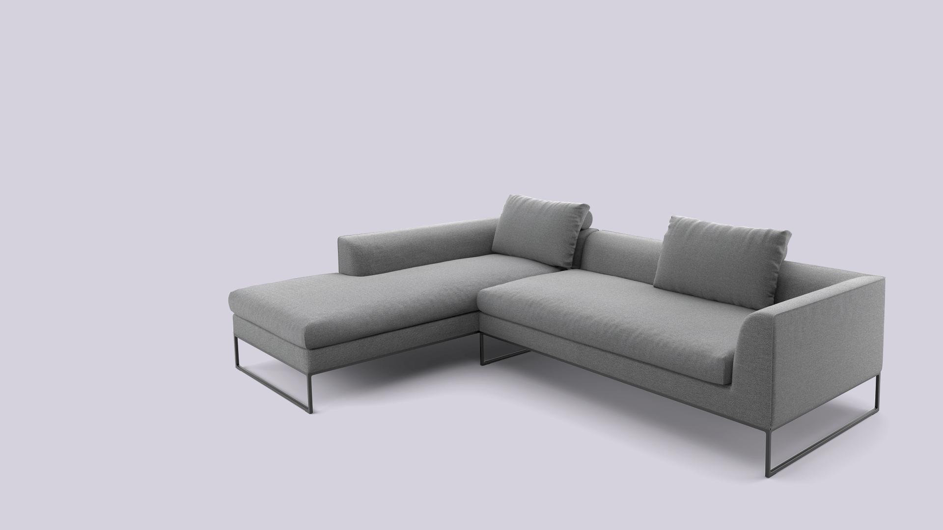 COR Smart Sitz- und Liegekombination Mell Lounge
